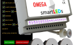 smartLEDs OMEGA Exclusive – Stairway LED Lighting System with mobile application